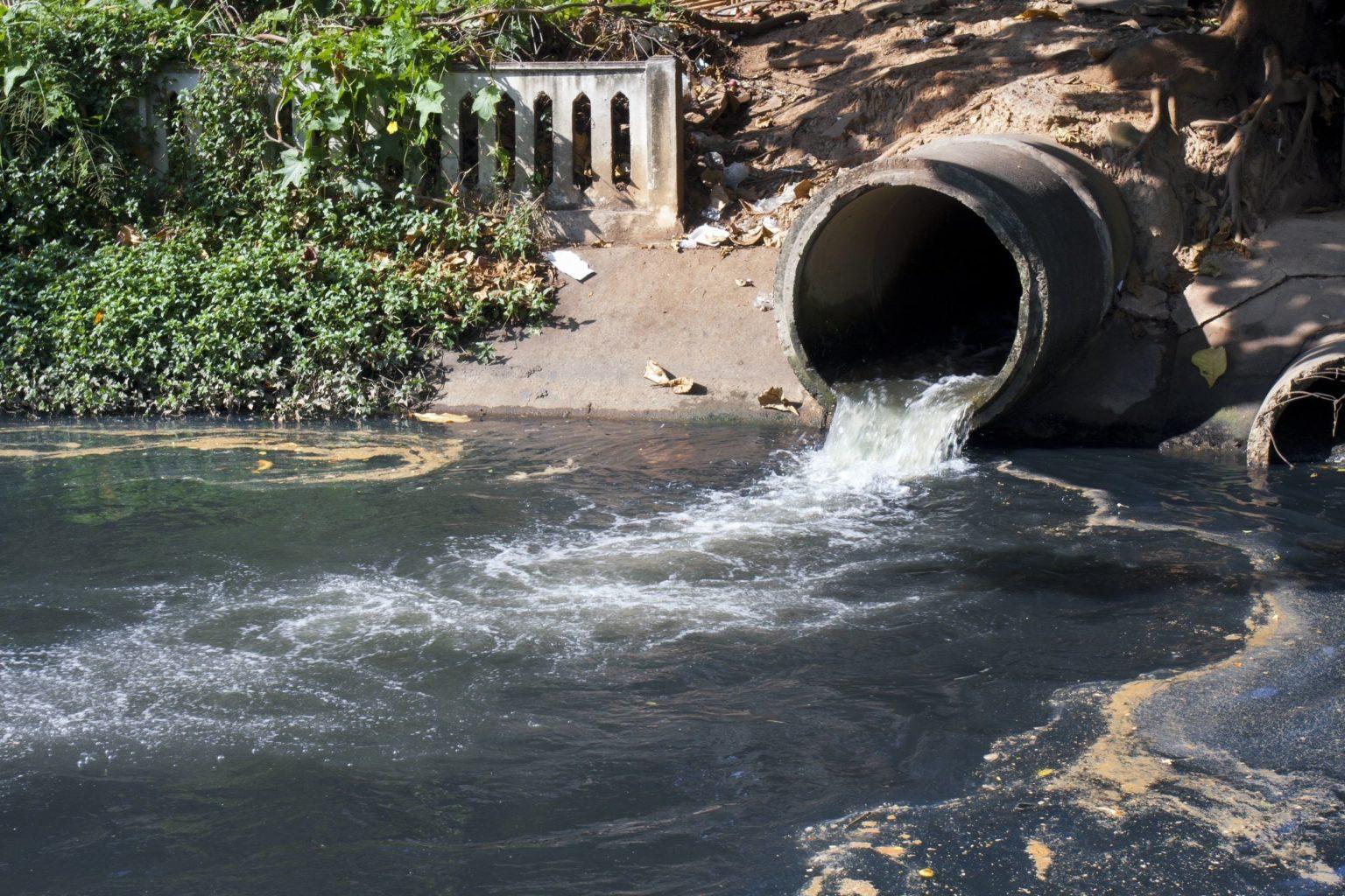 разработка ндс в водный объект