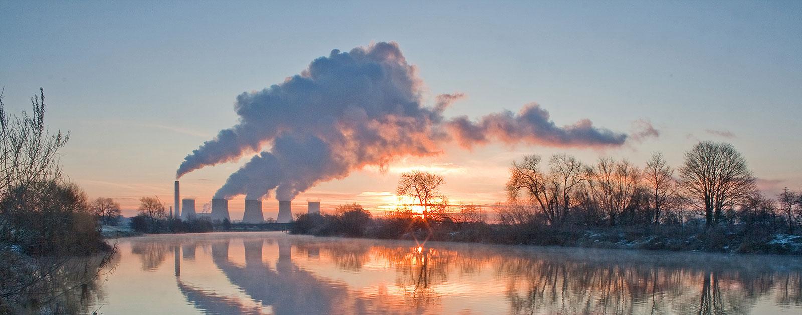 Инвентаризация выбросов загрязняющих веществ
